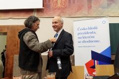 Debata na Právnické fakultě 8. 11.
