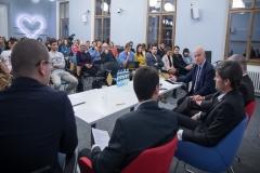 Debata v Olomouci 6. 12.
