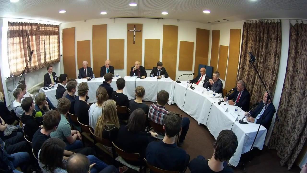 Debata prezidentských kandidátů na rádiu Proglasu