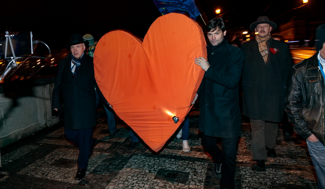 Pražský deník: Srdce na Hrad