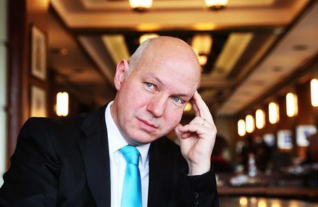 Jestli mi musíte dát nálepku, pak jsem asi sociální gaullista, říká Pavel Fischer
