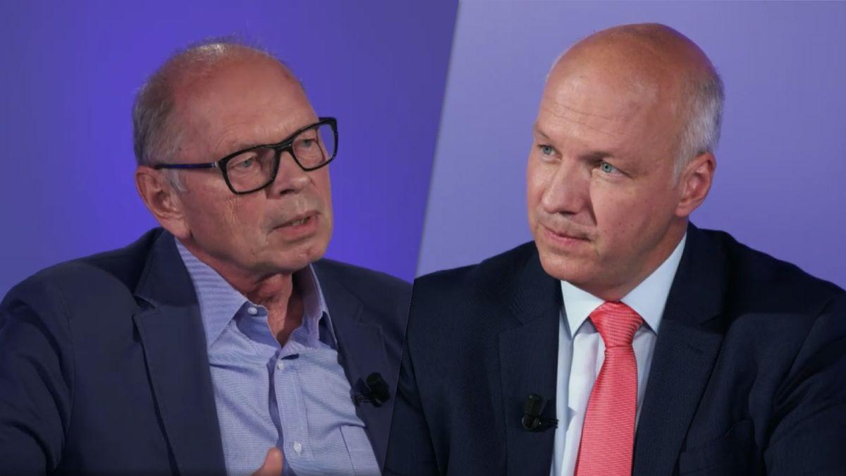 Pavel Fischer v DUELu Televize Seznam (záznam rozhovoru)