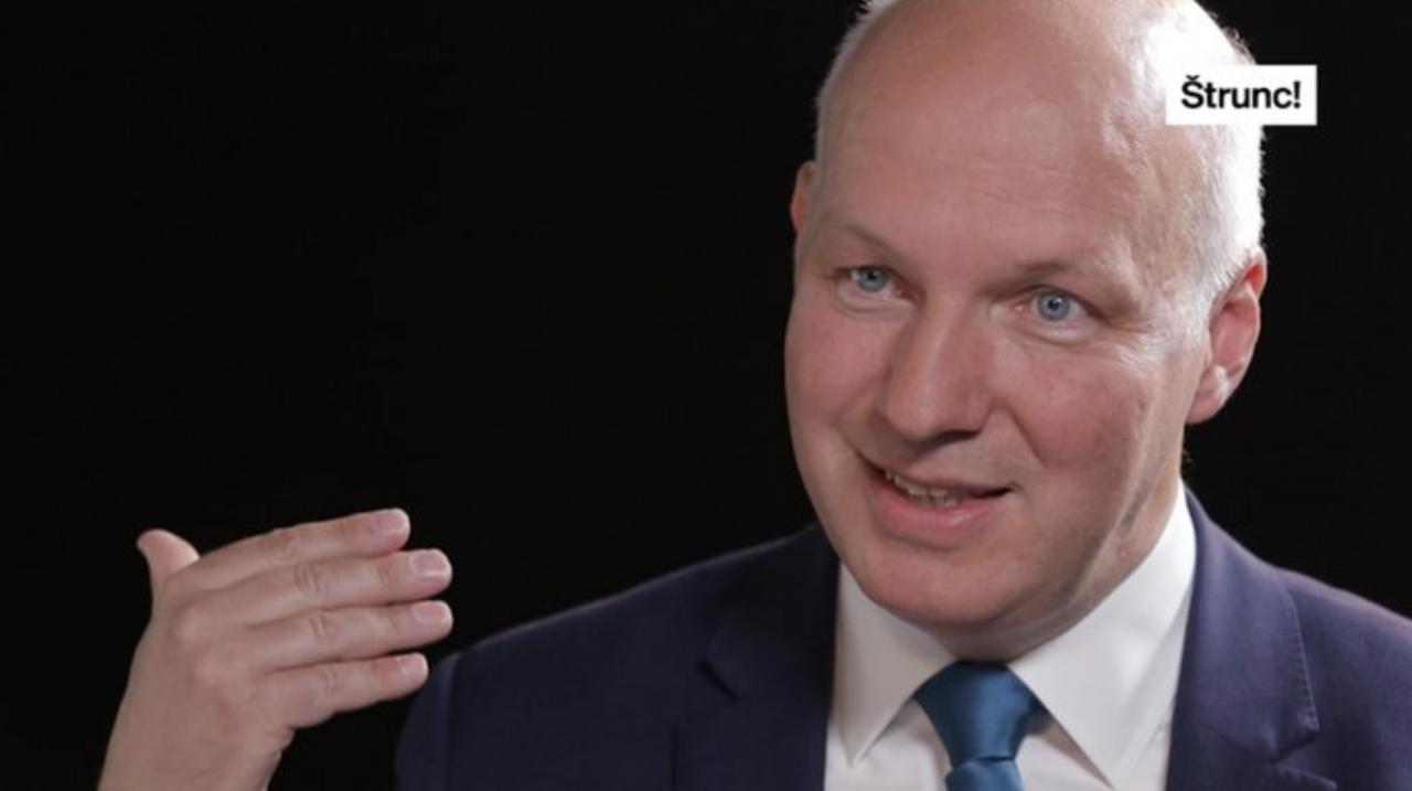 Pavel Fischer v pořadu Štrunc na info.cz (záznam rozhovoru)