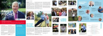 Volební noviny Pavla Fischera