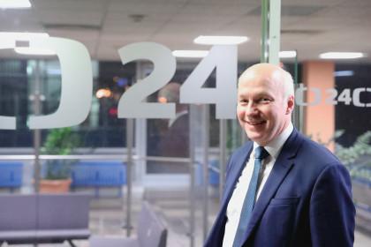 Pavel Fischer hostem pořadu Události, komentáře 26. února 2019
