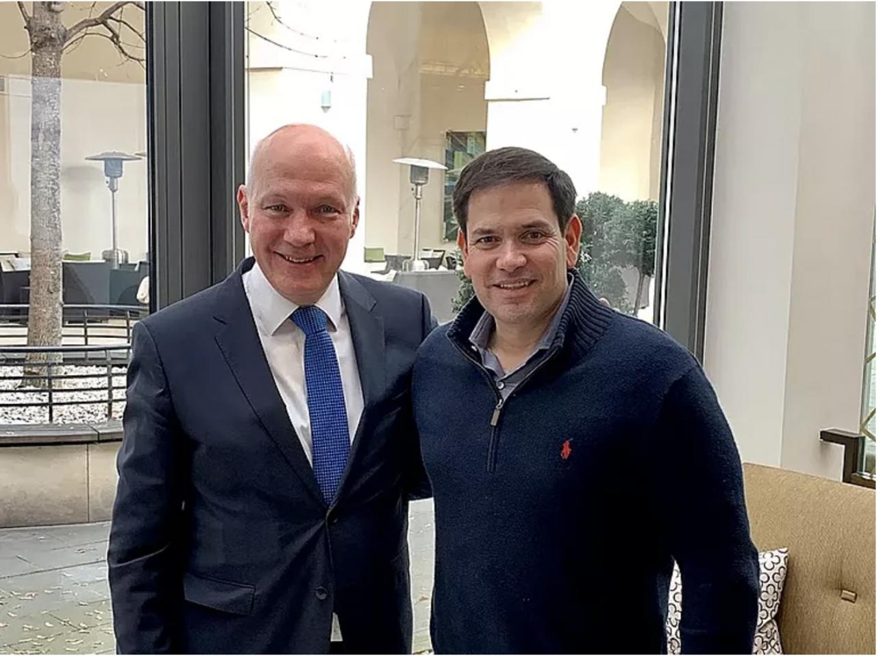 Respekt: Vlivný americký senátor Rubio řeší prodej Novy skupině PPF