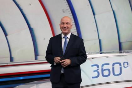 Pavel Fischer hostem pořadu 360° na CNN Prima NEWS 12. června 2020