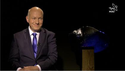 Pavel Fischer hostem rozhovoru TV Noe 25. května 2020