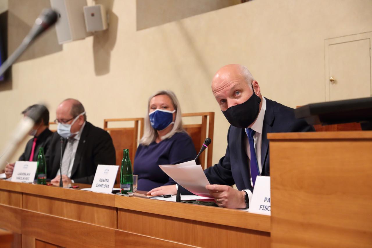 Projev na veřejném slyšení: Odolnost veřejných institucí vůči zahraničním vlivům